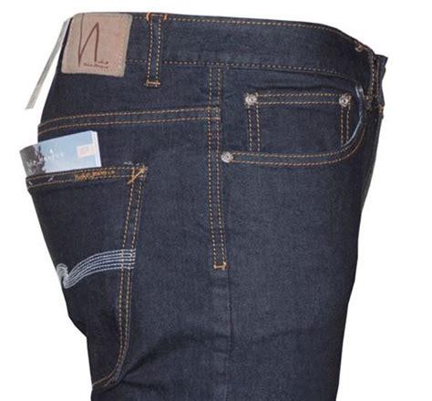 Celana Wanita Sip 812 jual celana nudie biru dongker butik import