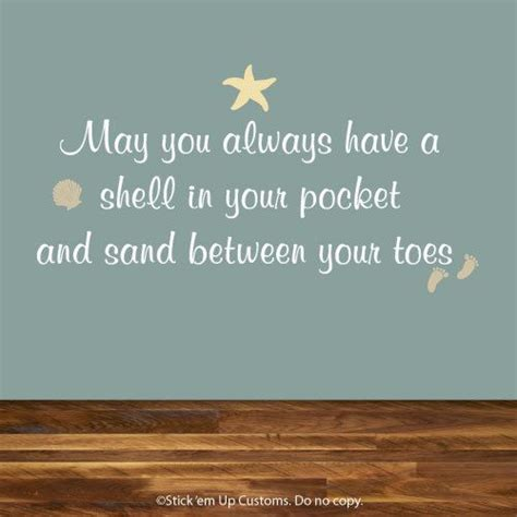 themes of quotes beach themes wall decals and decals on pinterest