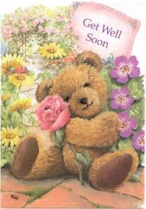 get well soon get well soon cards pink roses on
