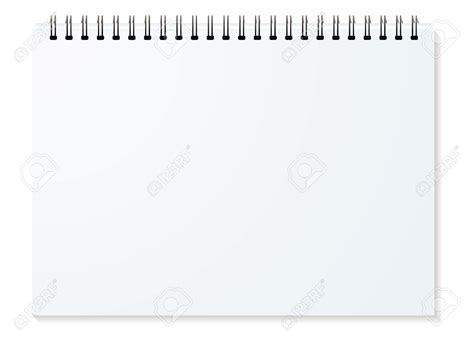 Drawing Notepad by Drawing Pad Clipart Clipground