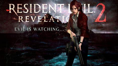 Resident Evil Revelations 2 resident evil revelations 2 achievements trophies list