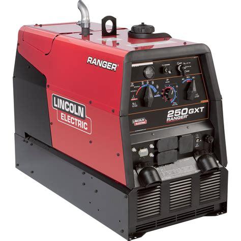 lincoln welder 250 free shipping lincoln electric ranger 250 gxt welder