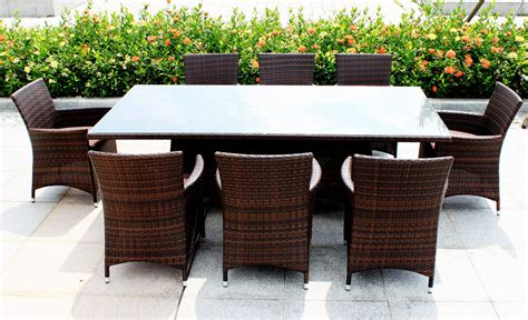 Outdoor Dining Tables For 8 Tips For Outdoor Dining Tables The Decoras Jchansdesigns