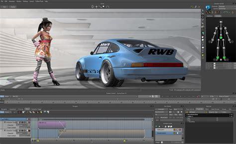 car design editor software 3d character animation software motionbuilder autodesk