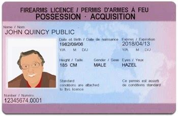 Applying For A Shotgun Licence With A Criminal Record How To Obtain A Firearms License In Canada Steps To Licensing