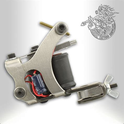 paco rollins tattoo machines paco rollins semi magnetic frame shader nordic