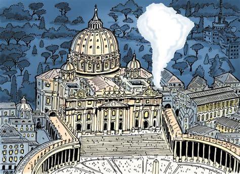 banche vaticano placide fum 233 e blanche au vatican le pape fran 231 ois