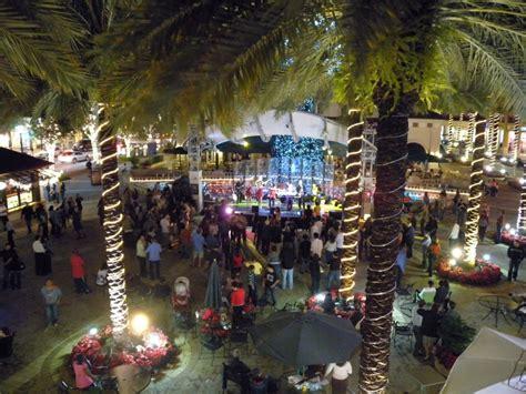 city place west palm beach christmas tree lighting