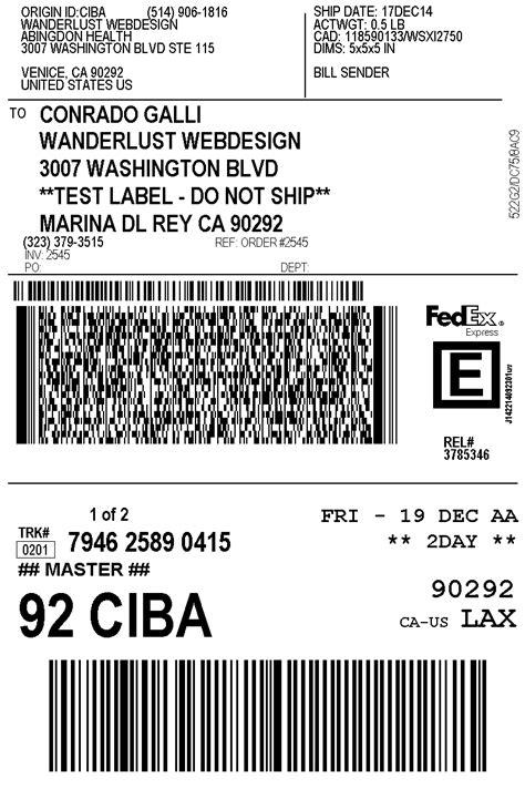 printable shipping label ups print usps fedex ups shipping labels via woocommerce v4
