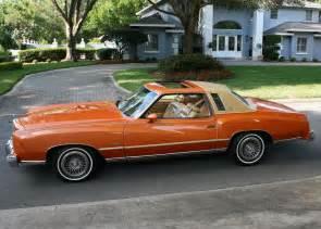 1977 Chevrolet Monte Carlo 1977 Monte Carlo 1977 Chevrolet Monte Carlo Landau 1977