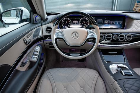 Car Upholstery Singapore Mercedes Maybach S600 The Silence Is Deafening Wsj