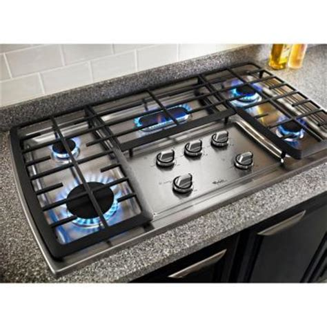 whirlpool gold 36 electric cooktop whirlpool 36 quot gold series gas cooktop master technicians