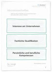Resume Vs Cv by Motivationsschreiben Dritte Seite Aufbau Inhalt Layout
