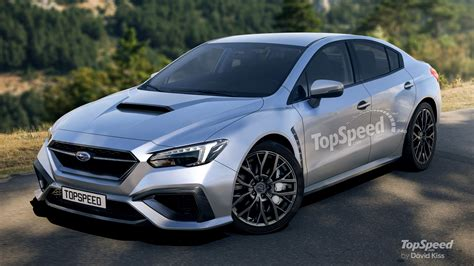 Subaru Impreza Wrx Sti 2020 by 2020 Subaru Wrx Top Speed