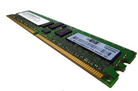 Ram Komputer Server hp 2gb server ram 1rx4 pc2 6400p 555 13 h0 499276 061