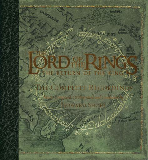 howard shore  lord   rings  return