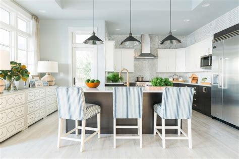 Home Kitchen fans get a peek at the remodel for hgtv