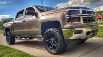 Lifted Chevrolet Silverado 2014 Chevrolet Silverado 1500 Crew 4 215 4 Lift For Sale
