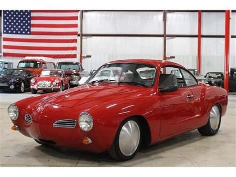 volkswagen carmengia classic volkswagen karmann ghia for sale on classiccars