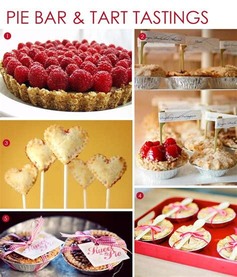 Wedding Tart by Desserts Pies And Exquisite Weddings