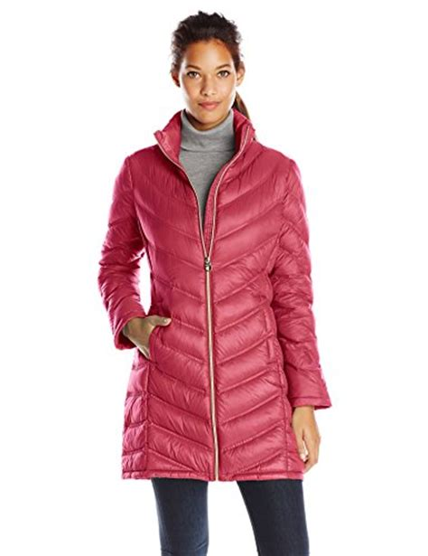 Calvin Klein Chevron Quilted Packable Puffer Coat by Phashionique Usa Shopping Experts Apparel