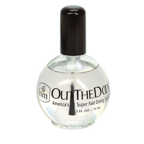 inm out the door fast drying top coat at sally