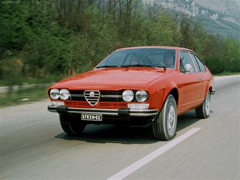 Alfa Romeo Alfetta GTV 2.0 (1976)