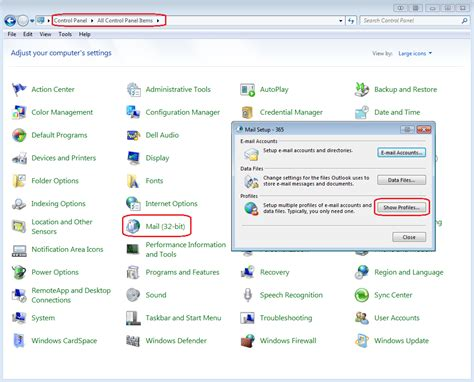Office 365 Outlook 2007 Outlook 2007 Office 365 Setup Email Wizard