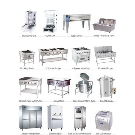 commercial kitchen equipment in bangalore to be home