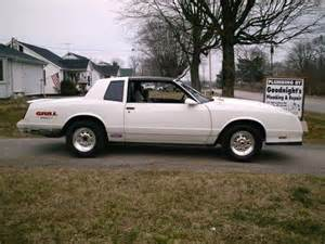 1988 chevrolet monte carlo ss 1 4 mile trap speeds 0 60