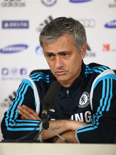 chelsea press conference jose mourinho photos chelsea press conference 2312 of