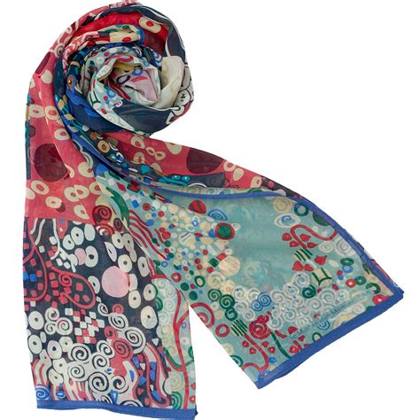 silk scarves for with museum designs