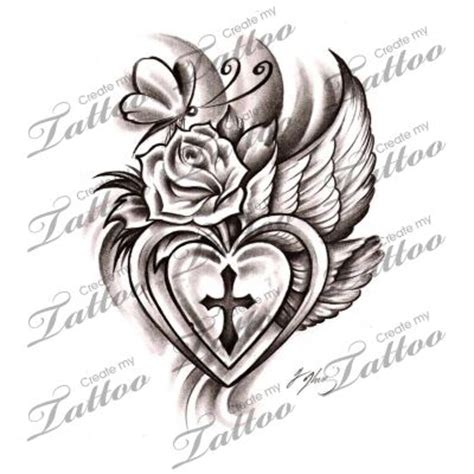 divine tattoo designs 20 best cross designs images on