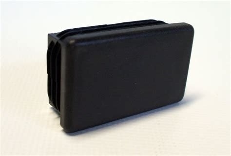 edelstahl geländersysteme rechteckrohr schwarz metallteile verbinden