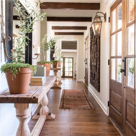 gorgeous entryway  joanna gaines  hgtvs fixer upper