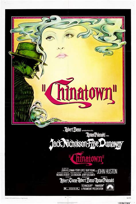chinatown film noir chinatown de roman polanski 1974 analyse et critique