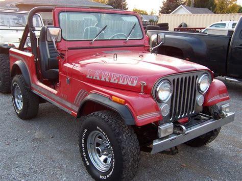 rudys classic jeeps llc  jeep cj laredo