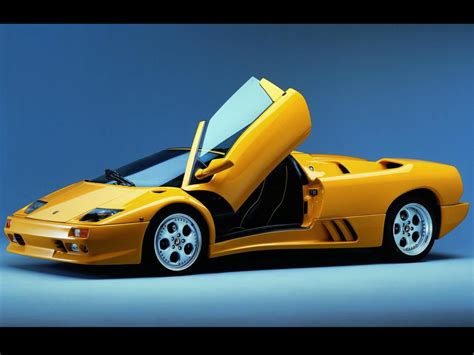 Lamborghini Diablo Poster The Car Poster On Your Bedroom Wall Page 1 General