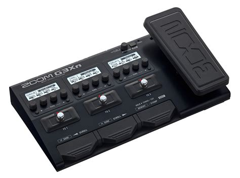 with zoom g3xn multi effects processor zoom