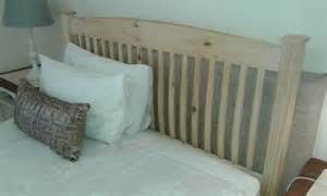 headboard for bed pine sandton gumtree south