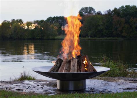 feuerschale outdoor charming unique pits exles pit design ideas