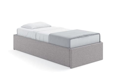 contenitore letto letto sommier singolo less sommier clever it