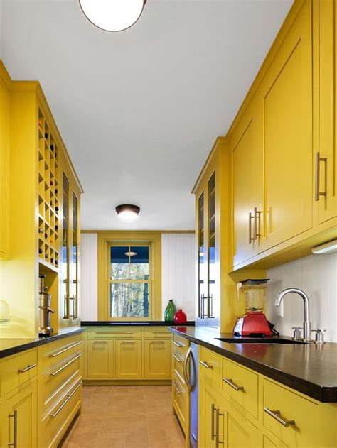 Yellow Kitchen Countertops by 27 Yellow Kitchen Decor Ideas To Raise Your Mood Digsdigs