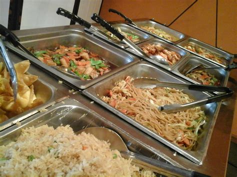 lunch buffet most thai selected yelp