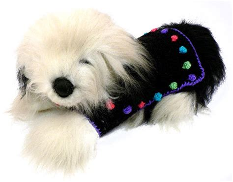 crochet pattern for dog coats bobble dog coat crochet pattern from caron yarn