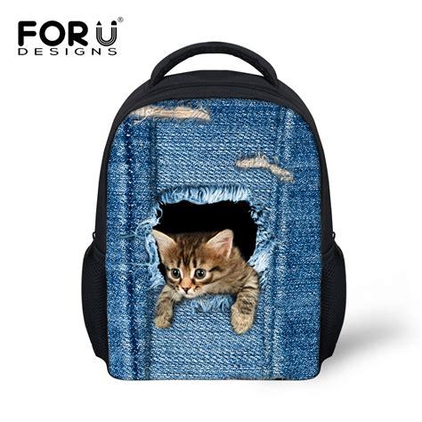Backpack Baby Cat ღ ƹ ӝ ʒ ღforudesigns pet cat ᗛ children backpack kindergarten ୧ʕ ʔ୨