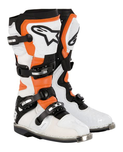 alpinestars tech 6 motocross boots 459 95 alpinestars tech 8 light boots 139578