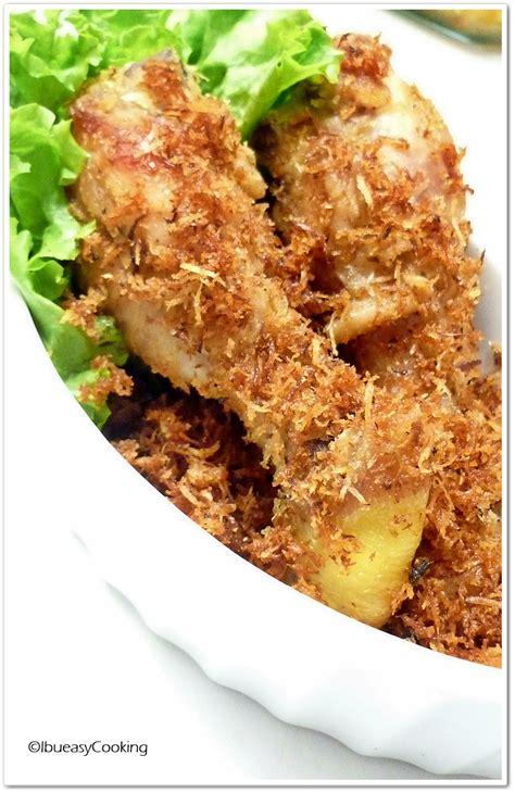 Srundeng Kelapa 120gram resep ayam serundeng ibueasycooking
