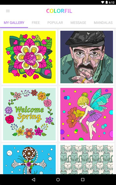Play Color K Limited Econeco Pino In Flower Shower Set By Tombow Pen colorfil coloring book android apps on play