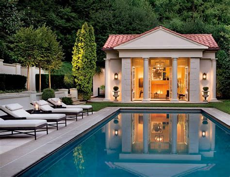 pool house ideas 16 fascinating pool house ideas home design lover